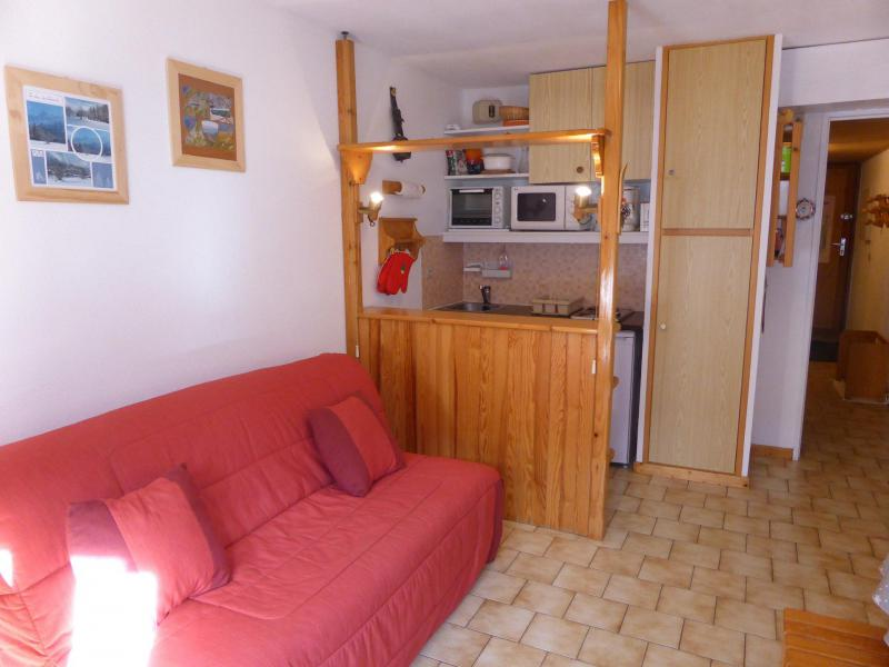 Holiday in mountain resort Studio cabin 4 people (B42) - Résidence le Château B - Les Houches