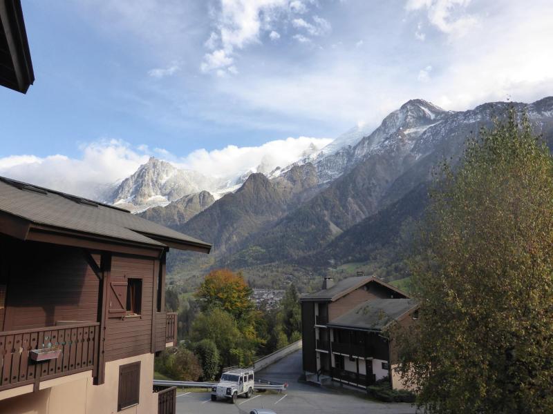 Urlaub in den Bergen Studio Kabine für 4 Personen (B43) - Résidence le Château B - Les Houches