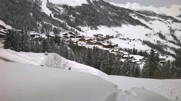 Vacances en montagne Studio 3 personnes (C24) - Résidence le Cheval Blanc - Valmorel