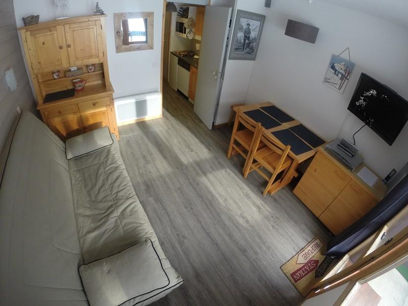 Vacances en montagne Appartement 2 pièces 4 personnes (27) - Résidence le Cheval Blanc - Valmorel