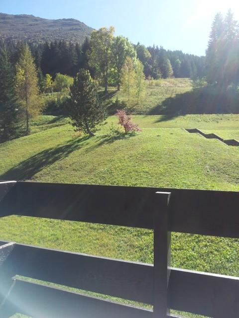 Location au ski Appartement 2 pièces 4 personnes (27) - Résidence le Cheval Blanc - Valmorel - Extérieur été