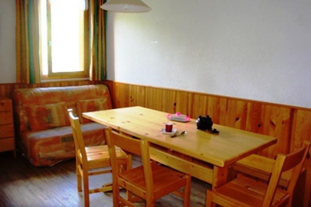 Vacances en montagne Appartement 2 pièces 5 personnes (C26) - Résidence le Cheval Blanc - Valmorel