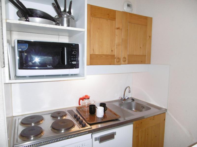 Vacances en montagne Appartement 2 pièces 4 personnes (C73) - Résidence le Cheval Blanc - Valmorel