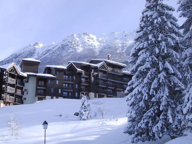 Vacances en montagne Résidence le Cheval Blanc - Valmorel