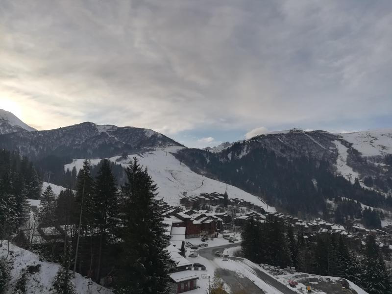 Vacances en montagne Appartement 2 pièces 4 personnes (C30) - Résidence le Cheval Blanc - Valmorel