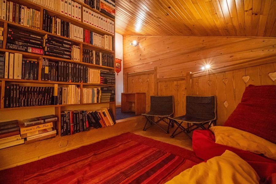 Vacances en montagne Appartement 3 pièces 6 personnes (E25) - Résidence le Cheval Blanc - Valmorel