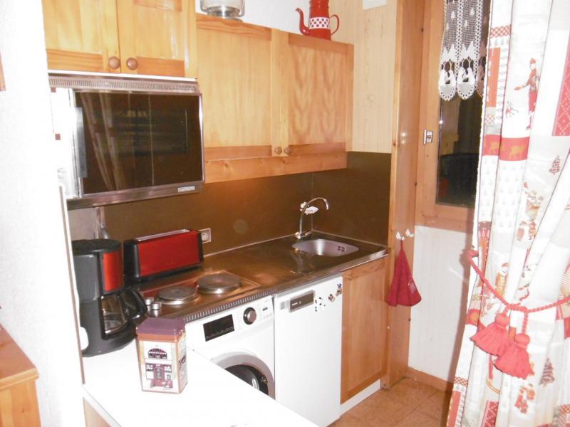 Vacances en montagne Appartement 2 pièces 4 personnes (046) - Résidence le Cheval Noir - Valmorel - Logement
