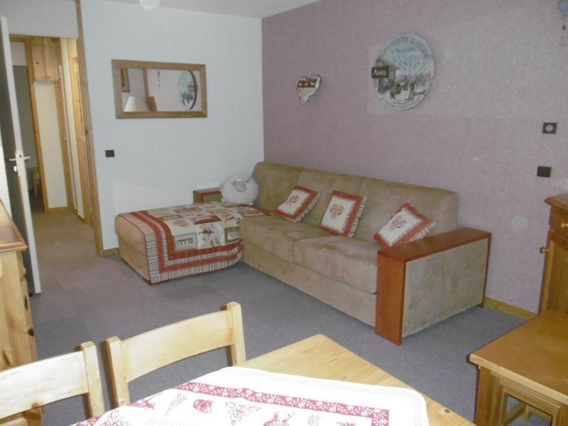 Vacances en montagne Appartement 2 pièces 4 personnes (046) - Résidence le Cheval Noir - Valmorel - Séjour