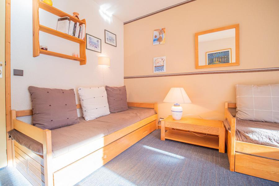 Vacances en montagne Appartement 2 pièces 5 personnes (024) - Résidence le Cheval Noir - Valmorel - Banquette