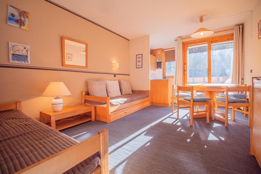 Vacances en montagne Appartement 2 pièces 5 personnes (024) - Résidence le Cheval Noir - Valmorel - Séjour
