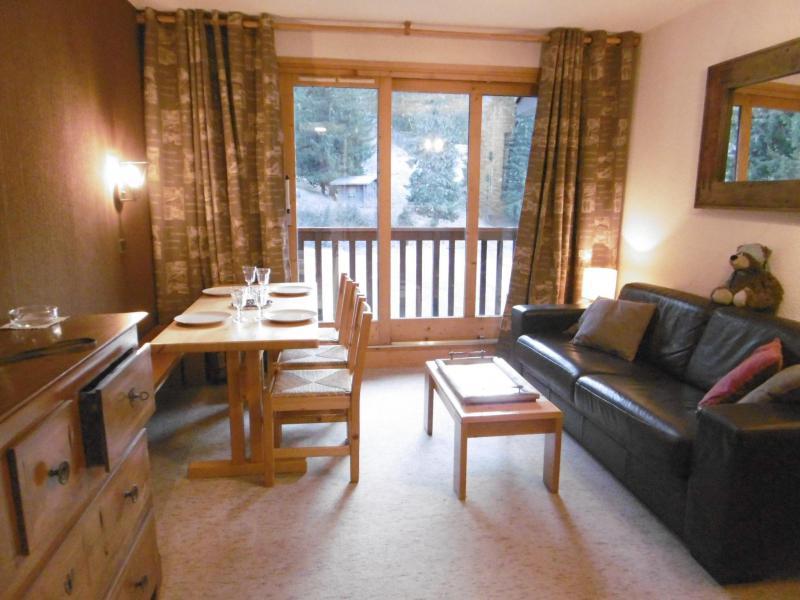 Vacances en montagne Appartement 2 pièces 5 personnes (047) - Résidence le Cheval Noir - Valmorel - Séjour