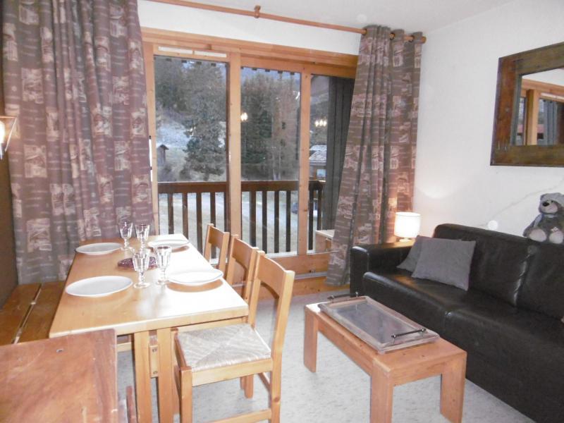 Vacances en montagne Appartement 2 pièces 5 personnes (047) - Résidence le Cheval Noir - Valmorel - Table