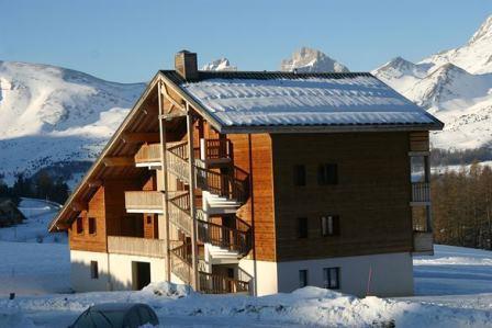 Vacaciones en montaña Apartamento cabina 2 piezas para 6 personas (432) - Résidence le Chevreuil la Crête du Berger - La Joue du Loup