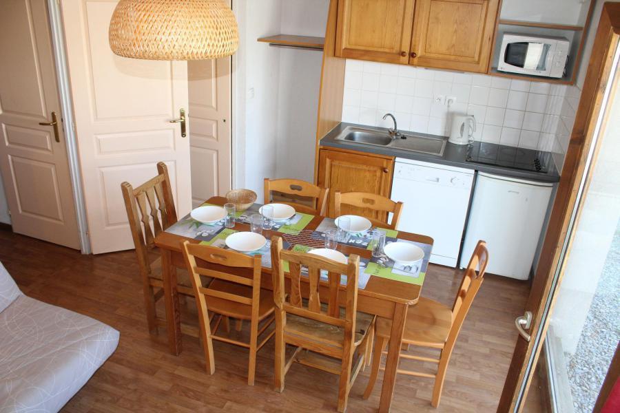 Vacaciones en montaña Apartamento 3 piezas para 6 personas (404) - Résidence le Chevreuil la Crête du Berger - La Joue du Loup - Comedor