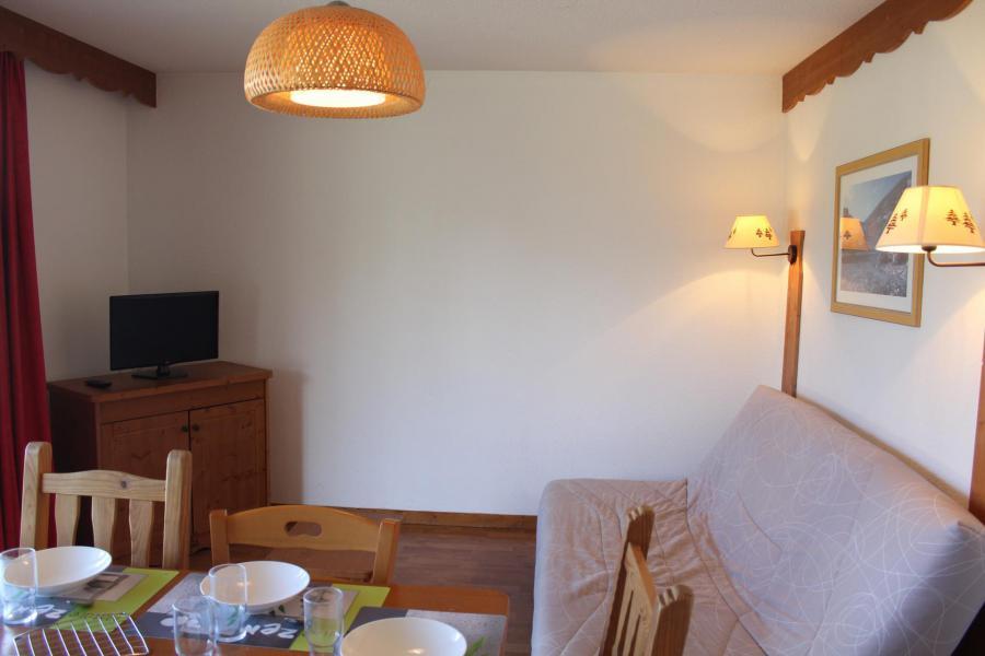 Vacaciones en montaña Apartamento 3 piezas para 6 personas (404) - Résidence le Chevreuil la Crête du Berger - La Joue du Loup - Estancia