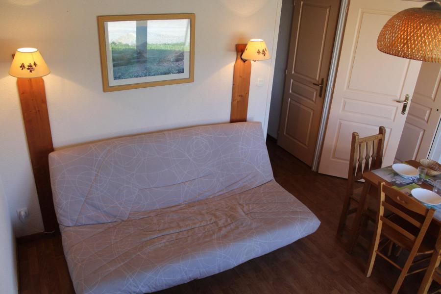 Vacaciones en montaña Apartamento 3 piezas para 6 personas (404) - Résidence le Chevreuil la Crête du Berger - La Joue du Loup - Sofá-cama