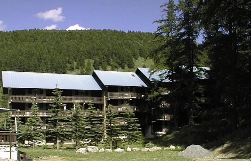 Wakacje w górach Studio z alkową 4 osoby (104) - Résidence le Christiana - Vars - Na zewnątrz latem