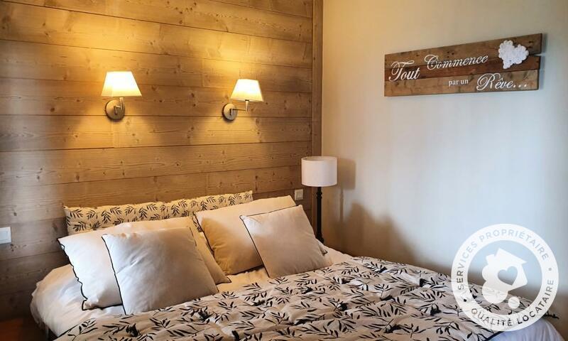 Аренда на лыжном курорте Апартаменты 2 комнат 5 чел. (Sélection 35m²-1) - Résidence le Christiana - Maeva Home - La Tania - летом под открытым небом