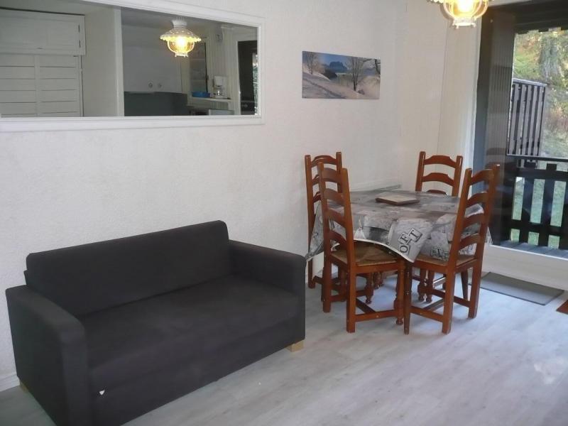 Wakacje w górach Studio z alkową 4 osoby (104) - Résidence le Christiana - Vars - Pokój gościnny