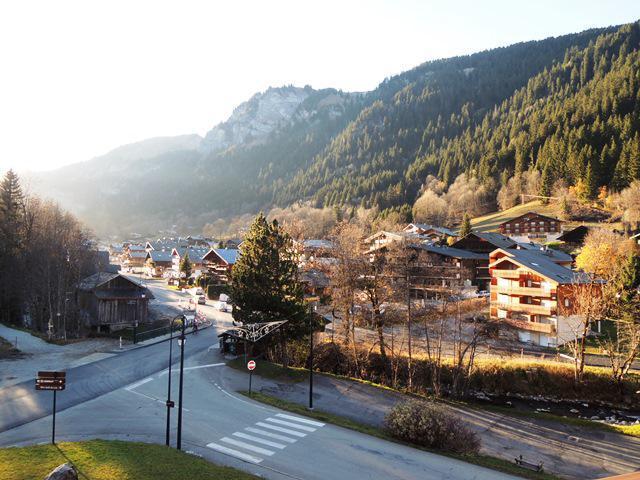 Vacances en montagne Appartement 2 pièces 5 personnes (CR34) - Résidence le Christina - Châtel - Extérieur été