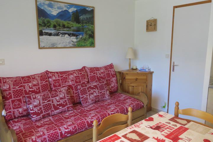 Vacances en montagne Appartement 2 pièces 5 personnes (CR34) - Résidence le Christina - Châtel - Logement
