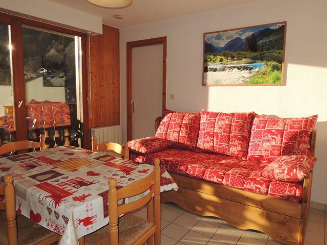 Vacances en montagne Appartement 2 pièces 5 personnes (CR34) - Résidence le Christina - Châtel - Séjour