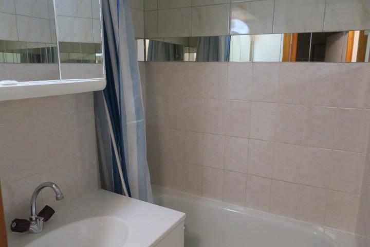 Vacances en montagne Appartement 3 pièces 6 personnes (CR23) - Résidence le Christina - Châtel - Salle de bains
