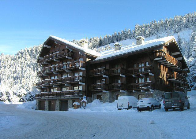 Vacances en montagne Résidence le Christmas - Méribel