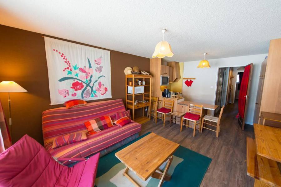 Vacaciones en montaña Apartamento 2 piezas cabina para 8 personas (27) - Résidence le Cimbro II - Risoul