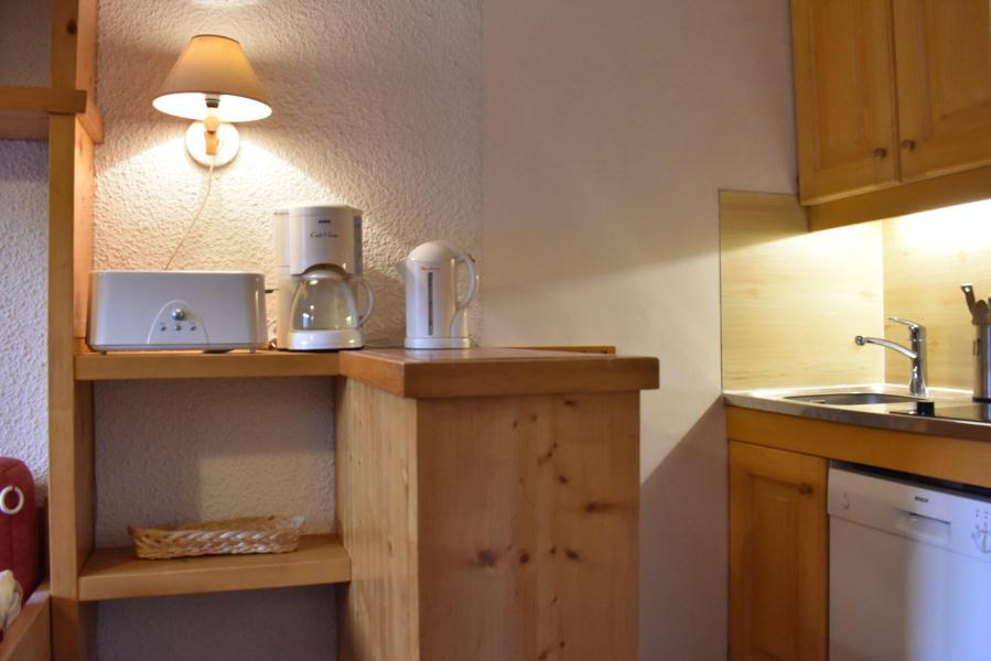 Holiday in mountain resort 2 room apartment 4 people (J4) - Résidence le Cirsé - Méribel