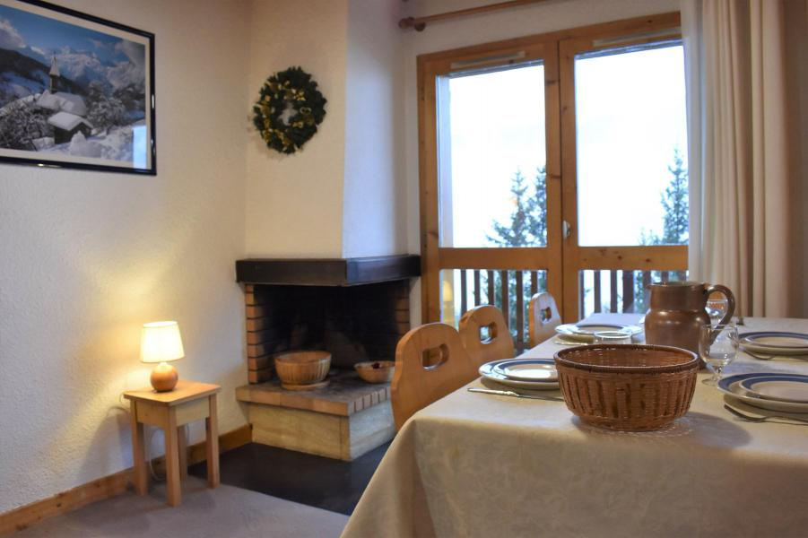 Holiday in mountain resort 2 room apartment 6 people (I16) - Résidence le Cirsé - Méribel