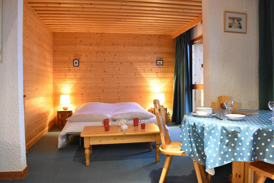 Holiday in mountain resort 2 room apartment 4 people (I21) - Résidence le Cirsé - Méribel