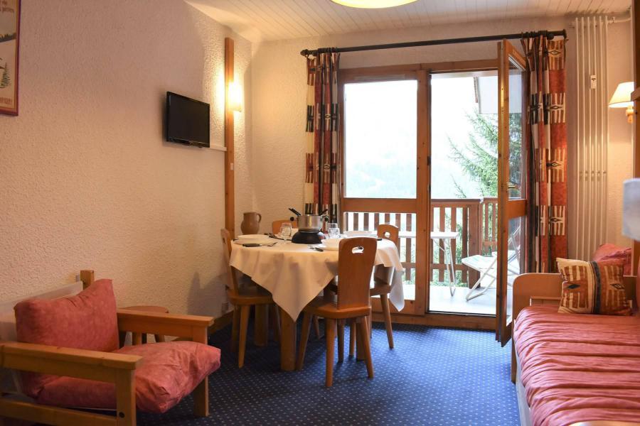 Vacances en montagne Appartement 2 pièces 4 personnes (J4) - Résidence le Cirsé - Méribel