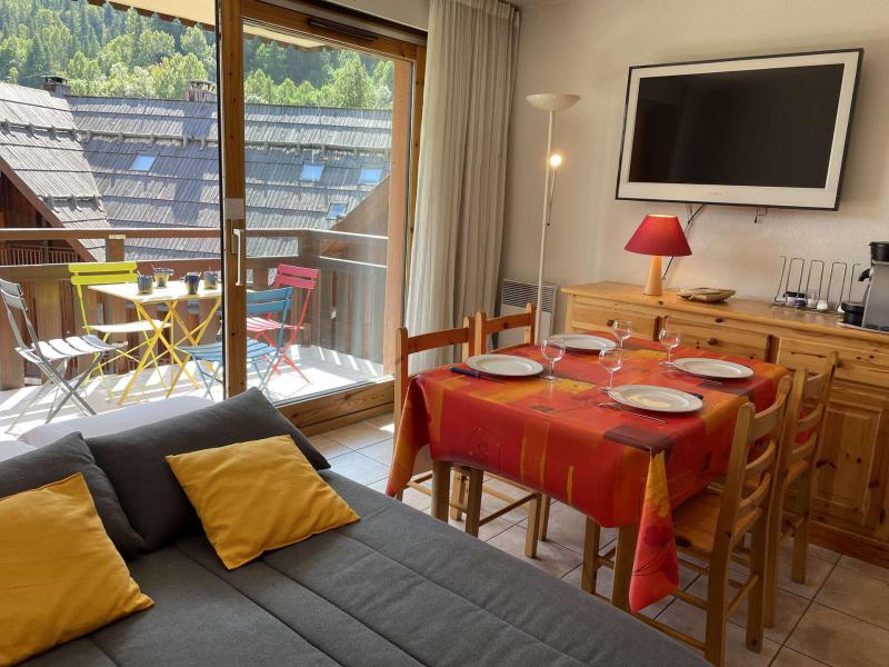 Vacanze in montagna Studio con alcova per 4 persone (012) - Résidence le Clos - Serre Chevalier