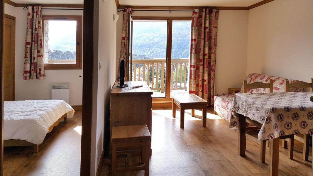 Wakacje w górach Apartament 3 pokojowy 6 osób (CA6) - Résidence le Clos d'Aussois - Aussois - Pokój
