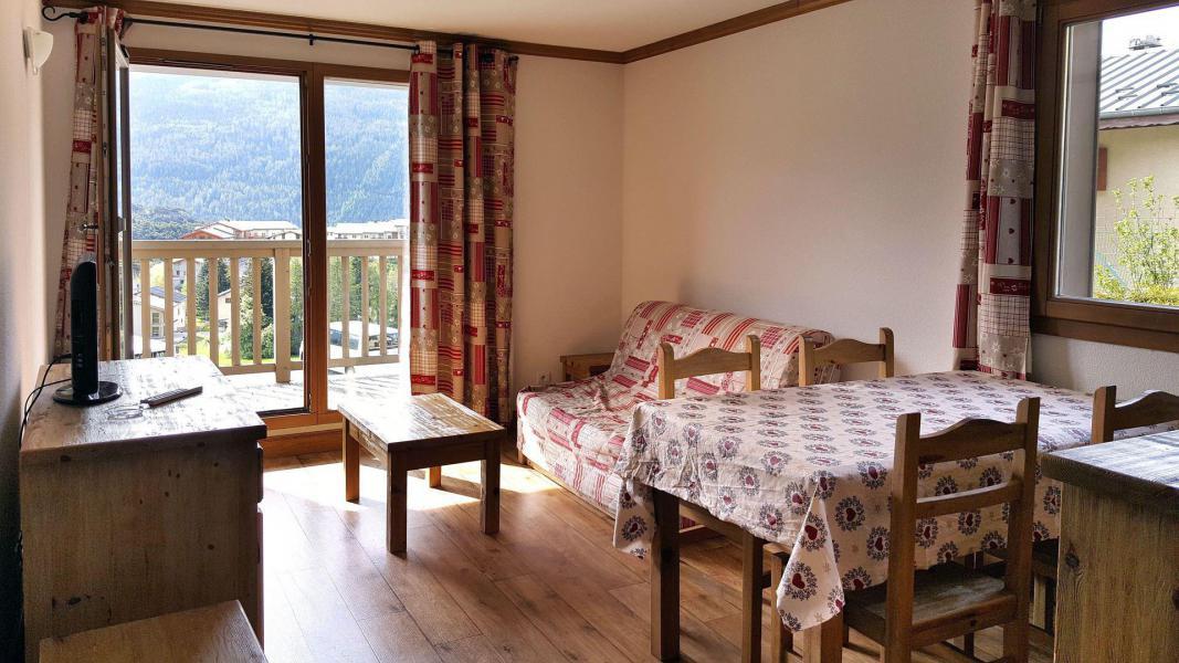 Wakacje w górach Apartament 3 pokojowy 6 osób (CA6) - Résidence le Clos d'Aussois - Aussois - Pokój gościnny