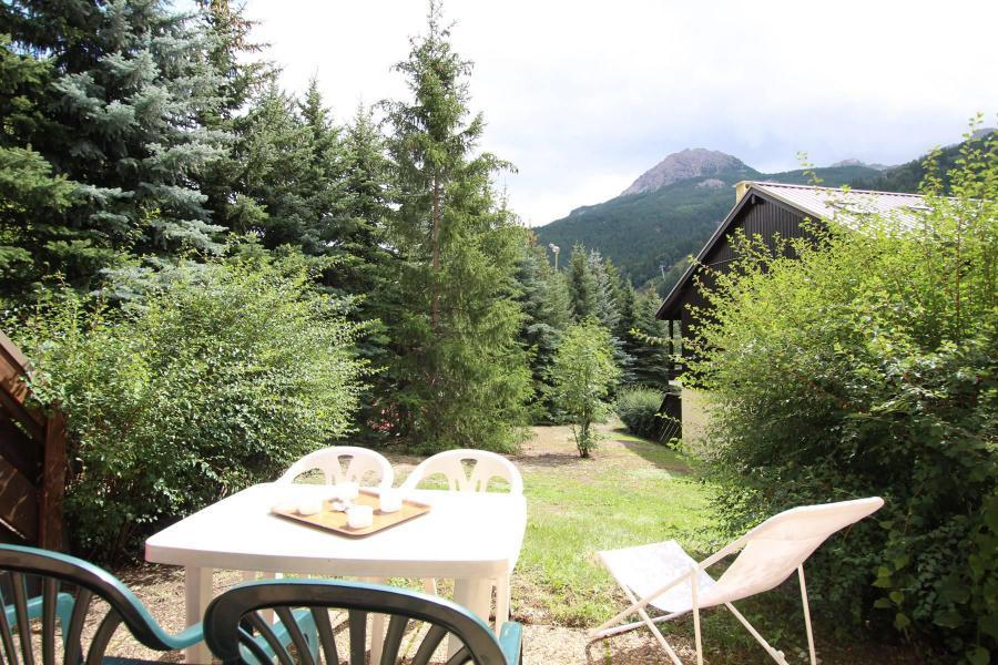 Vacances en montagne Studio coin montagne 4 personnes (B014) - Résidence le Clos des Cavales 2 - Serre Chevalier