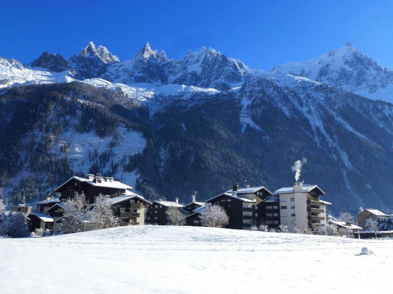 Vacances en montagne Studio 2 personnes (Vegas) - Résidence le Clos du Savoy - Chamonix