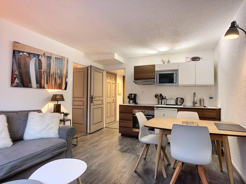 Vacances en montagne Appartement 2 pièces 4 personnes (Opus) - Résidence le Clos du Savoy - Chamonix - Logement