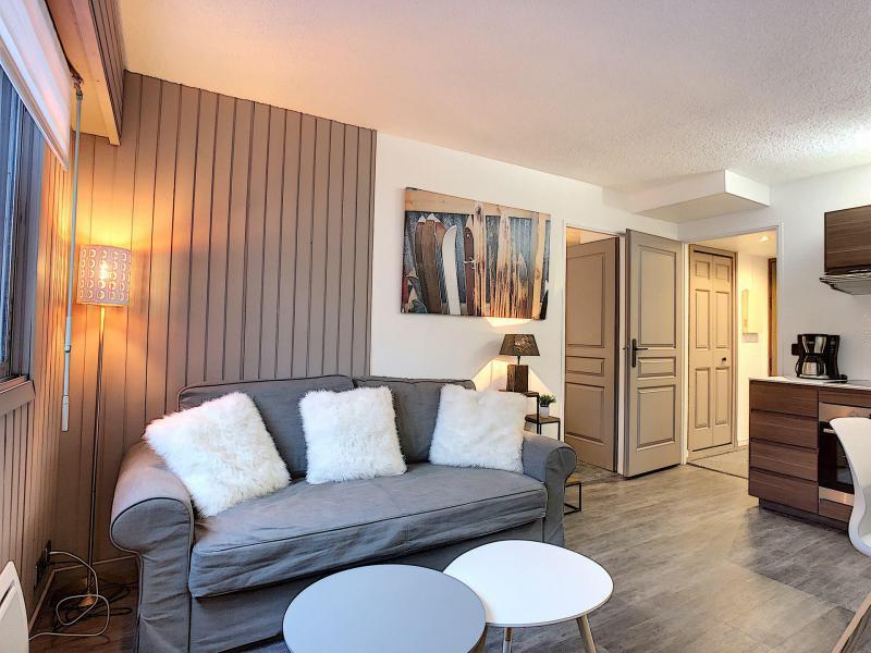 Vacances en montagne Appartement 2 pièces 4 personnes (Opus) - Résidence le Clos du Savoy - Chamonix - Canapé