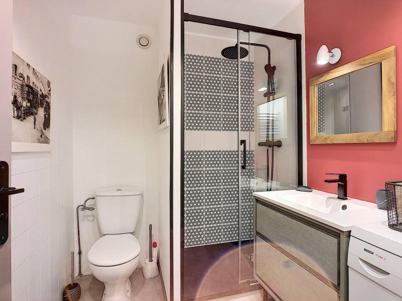 Vacances en montagne Appartement 2 pièces 4 personnes (Opus) - Résidence le Clos du Savoy - Chamonix - Salle d'eau