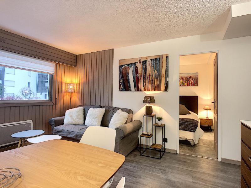 Vacances en montagne Appartement 2 pièces 4 personnes (Opus) - Résidence le Clos du Savoy - Chamonix - Séjour