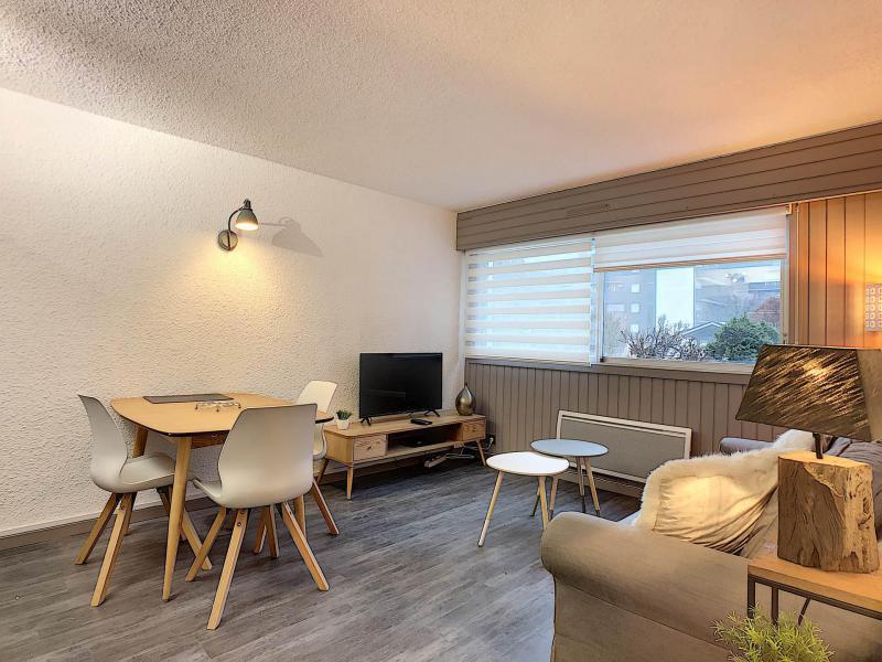 Vacances en montagne Appartement 2 pièces 4 personnes (Opus) - Résidence le Clos du Savoy - Chamonix - Table