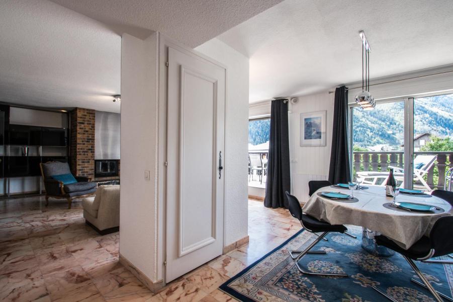 Vacances en montagne Appartement 3 pièces 4 personnes (AGATA) - Résidence le Clos du Savoy - Chamonix - Séjour