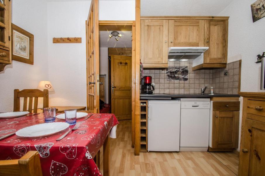 Vacances en montagne Studio 2 personnes (Vegas) - Résidence le Clos du Savoy - Chamonix - Logement