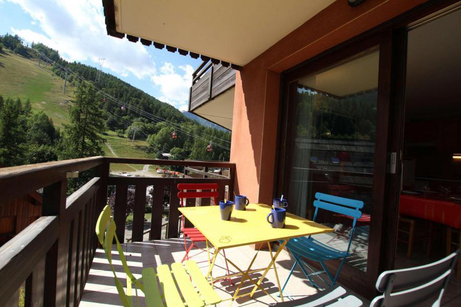 Vacances en montagne Studio coin montagne 4 personnes (A012) - Résidence le Clos - Serre Chevalier - Cuisine