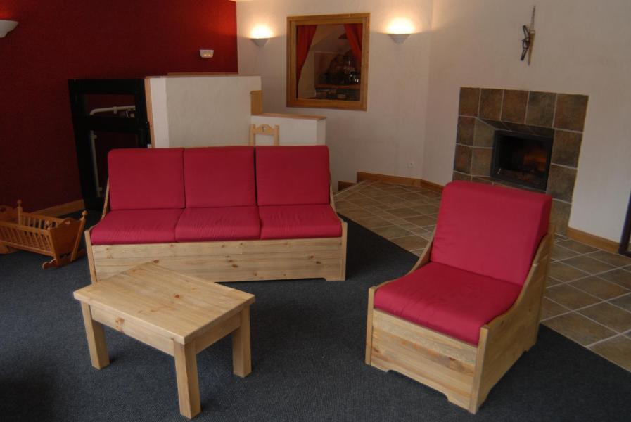 Urlaub in den Bergen Résidence le Clos Vanoise - Bessans - Rezeption
