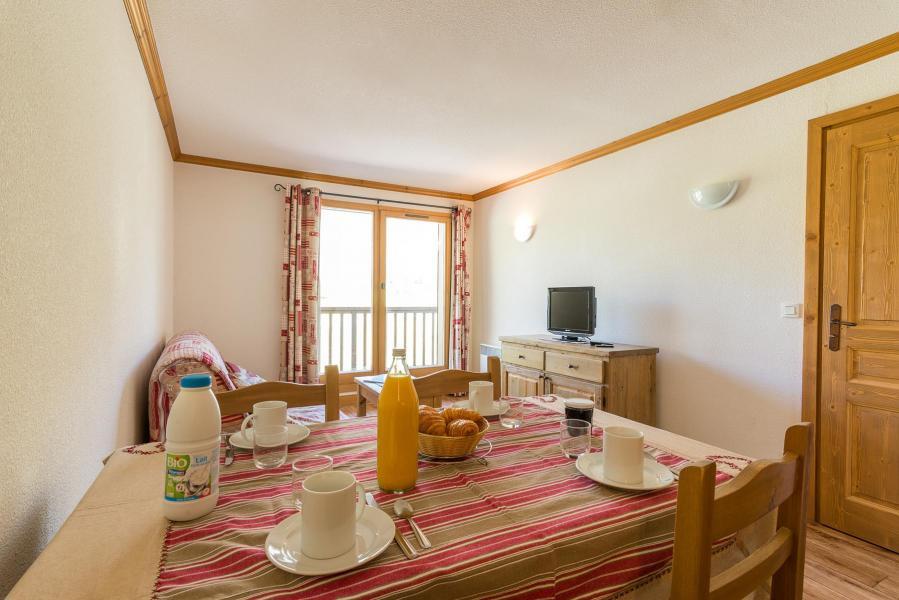 Urlaub in den Bergen Résidence le Clos Vanoise - Bessans - Essbereich