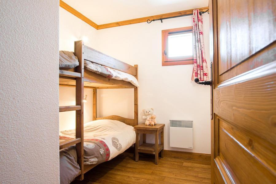 Urlaub in den Bergen Résidence le Clos Vanoise - Bessans - Stockbetten