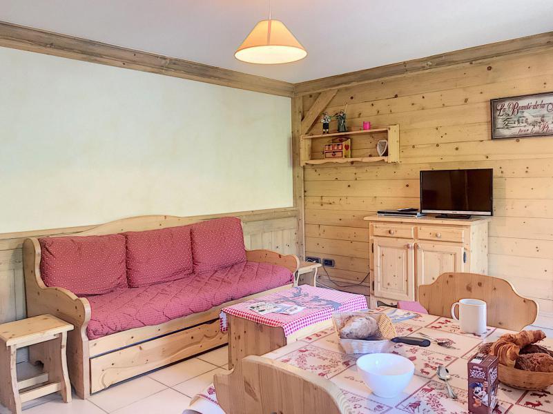 Wakacje w górach Apartament 2 pokojowy 4 osób (A1) - Résidence le Cochet - Saint Martin de Belleville - Kabina